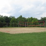 Crabapple Pool Sand Volleyball Court